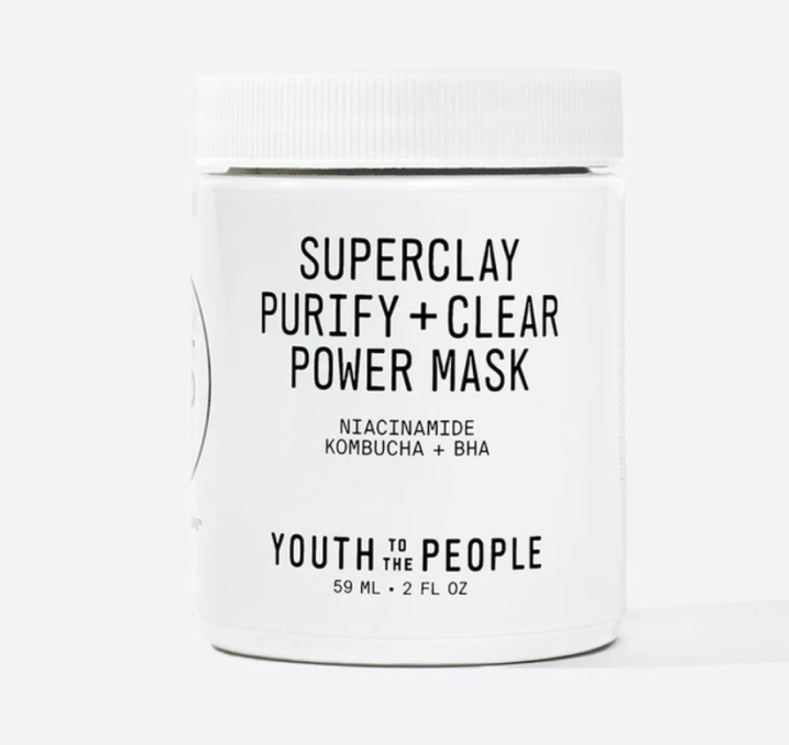 YTTP : Superclay Purify + Clear Power Mask